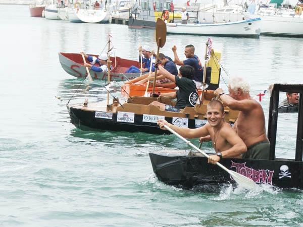 ocean-village-gibraltar-boat-race