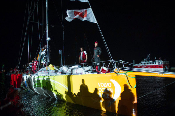 © PAUL TODD/Team Sanya/Volvo Ocean Race