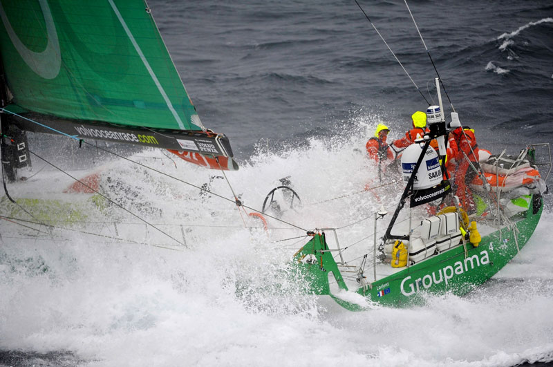 © PAUL TODD/Volvo Ocean Race
