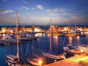 Hurghada-Marina-night
