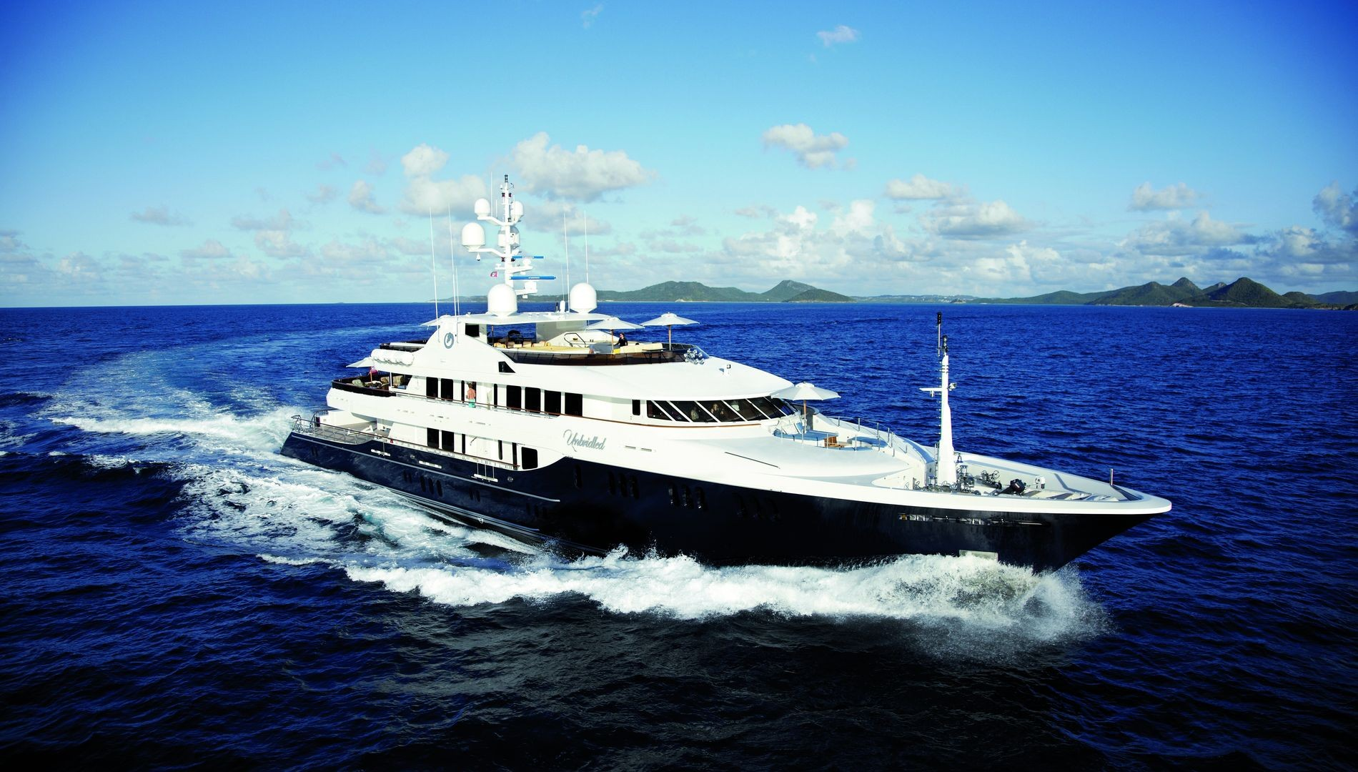 high end charters unaffected by economic storms mediterranean