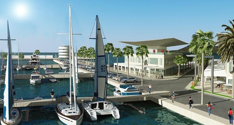 New Superyacht Marina Project in Marbella Re-Started | Mediterranean ...