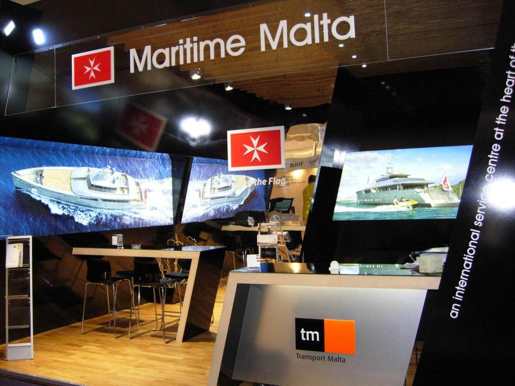 Kpmg Exhibition Stand : Malta needs more marketing mediterranean berths marinas