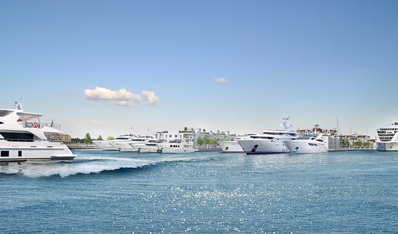 Dpc Holds Key To Gibraltar S Future As A Bona Fide Superyacht